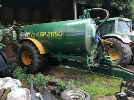 Major 2050 Slurry Tanker