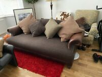 Harrid Tweed Sofa
