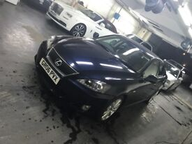 Lexus IS 250 SE manual not bmw Audi Mercedes Toyota Please read ad first!