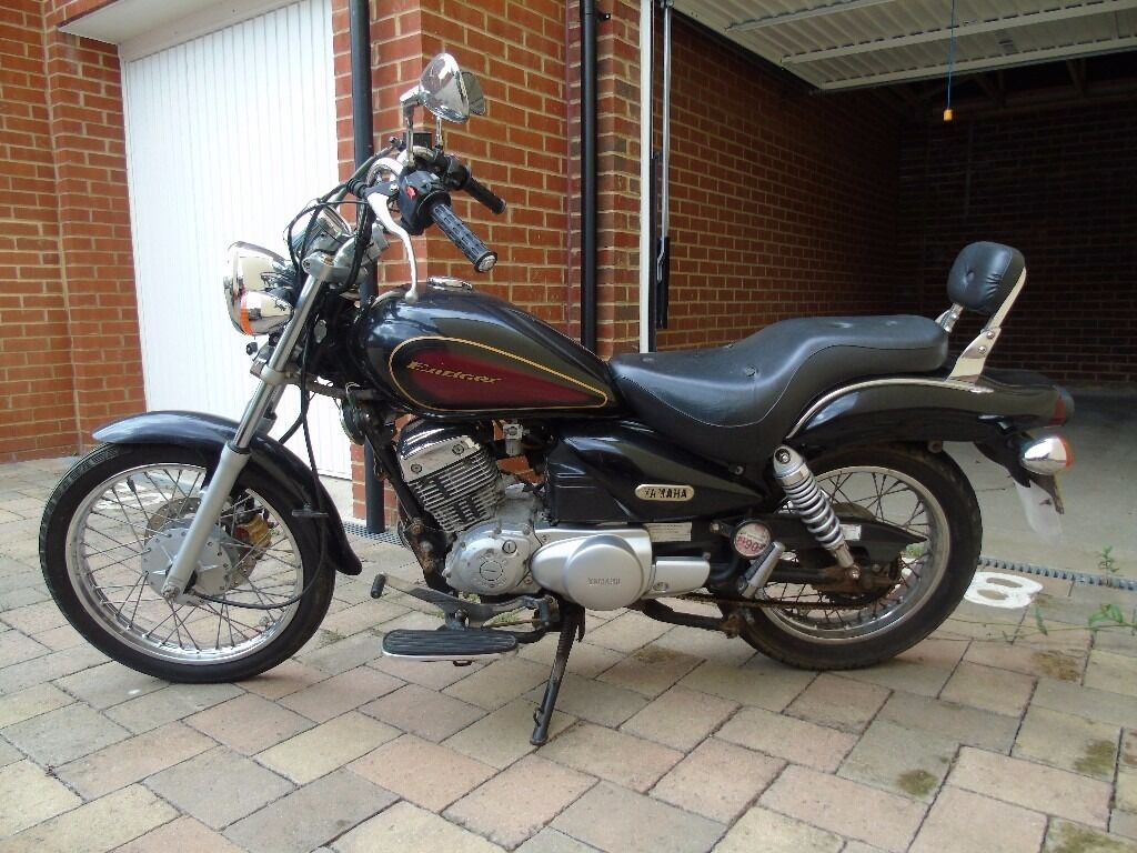 yamaha enticer 125 motorcycle in gloucester