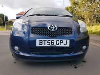 PRICE REDUCED!2007 Toyota Yaris 1.3 VVTi T-Spirit 12 MONTHS MOT START/STOP AIR CON 1 OWNER
