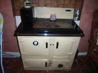 RAYBURN OIL RANGE - great condition (needs new boiler)