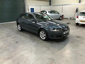 10 Reg Audi A3 se tdi low miles pristine fsh guaranteed cheapest in country