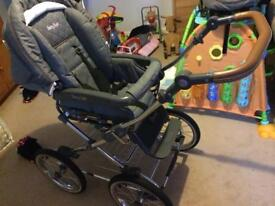Baby style travel system