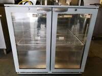 commercial drink fridge bottle cooler double door drink fridge