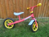 Kids Balance Trainer Bike.