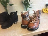 Ladies Boots This Season size 5