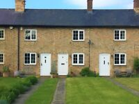 A charming two bedroom Victorian terraced cottage to rent in Eddlesborough
