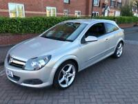 Vauxhall Astra 2.0 Turbo SRi sport 3DR Excellent drive hpi clear