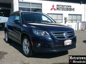 2011 Volkswagen Tiguan Highline; ALL NEW TIRES! Local vehicle!