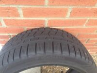 BMW 1 Series Yokohama Winter Tyres 225/40 R18 92V