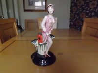 kevin francis Clarice Cliff Centenary figure