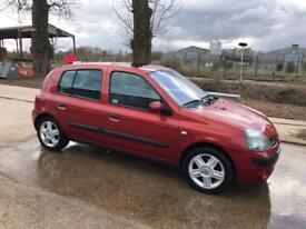 Renault Clio Dynamique 1.2 2005
