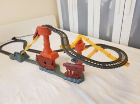 Fisher Price Thomas & Friends Track Master Thomas' Shipwreck Rails Set