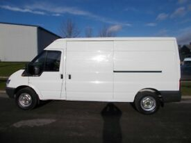 Ford Transit LWB Hi Roof 1 Owner With Full History Excellent Condition Inside