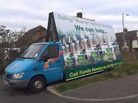 """Large """"Ad Van"""" Advertising Van - Massive Billboard on wheels. 2003"""