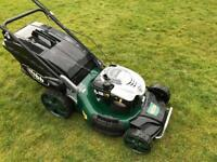 Webb 53cm Petrol lawnmower