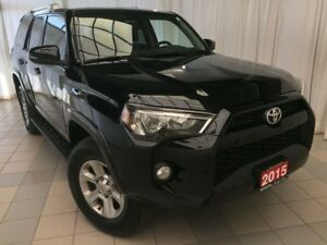 2015 Toyota 4Runner 24,049 km ! SR5 V6 Upgrade Pkg !