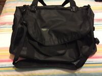 Waterproof holdall, ideal for camping, motorbike trips etc, 60 litre, used once.