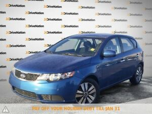 2013 Kia Forte 2.0L EX PST PAID***GOOD ON GAS***4 DOOR***HATC...