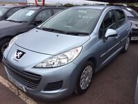2010 (60) Peugeot 207 1.6 HDI EconoMique+ - ***FREE TAX FOR LIFE