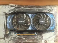 Gigabyte Windforce GTS450 1GB GDDR5 Graphics Card
