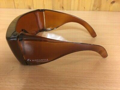 Medizinische  Sonnenbrille für sehr lichtempfindliche Augen  -neuwertig-