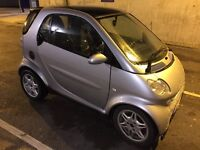 Smart for two city coupe
