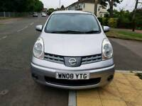 2008 Nissan Note 1.6 petrol Automatic
