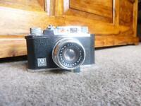 Very old Empire made Halina 35x camera