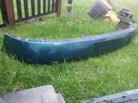 Vw polo , front spoiler, rear spoiler and front gril of 96 polo