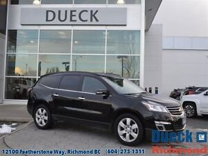 2016 Chevrolet Traverse LT w/1LT  Local - Accident Free - Heated