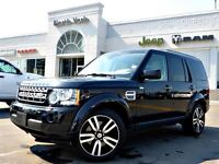 2012 Land Rover LR4 HSE 7-Seater 4WD Leather Nav Pano Sunroof H/