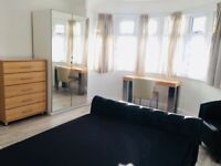 2 Double Bedrooms Available (includes bills & parking)