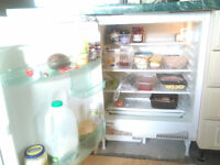 Integrated under-counter fridge for sale