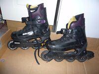 Bauer FX3 Size 4 Inline Skates