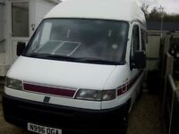 Comfortable little motorhome. Price Reduced