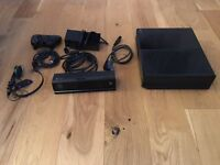 500Gb Xbox One with Kinect sensor