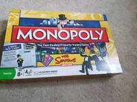 Simpson's Monopoly Electronic Edition