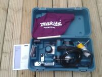 Makita KP0810K 82mm Heavy Duty Wood Planer 110V Electric with Carry Case