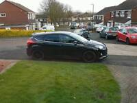 Ford Focus Zetec s 1L eco bost