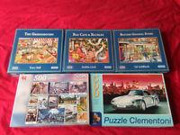 Jigsaws for sale £10