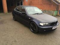 Hi for sale bmw 330 d have full service history good condition
