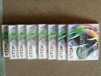 8 x TDK CD-RW CDRW Rewritable Blank CD Media 700MB 80min Brand New In Jewel Cases - Still Available