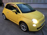 Stunning 2008 08 Fiat 500 1.2 Sport 3Dr **2 Owners+Only 61000+Full Fiat History+Leather+More!**