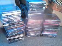 Various metal cds