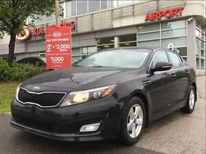 2014 Kia Optima LX + panoramic roof