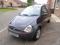Ford Ka 2006, 12 months m.o.t, drives superbly..only £650..