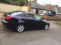 LEXUS Is220d DIESEL TURBO HISTORY x2 keys 58 REG PLATED TDi SPORTS ALLOYS 220 e220 cdi x type d4d