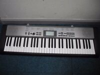 Casio Ctk-1300 Electronic Keyboard w/Box & Power supply